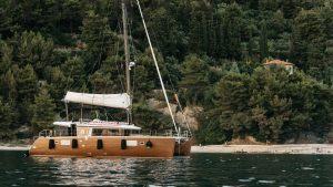 Lagoon 450 F lux